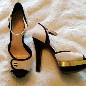 Jessica Simpson retro vintage inspired heels 9